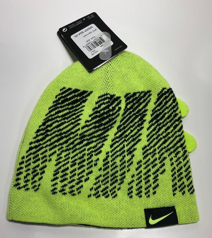 Détails sur Nike Air Jordan Jeunes Garçons 2 Piece Réversible Bonnet de Ski Gants ,Citron,